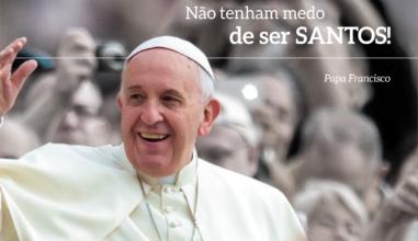 """""""Gaudete et Exsultate"""" - Nova exortação apostólica do Papa Francisco"""