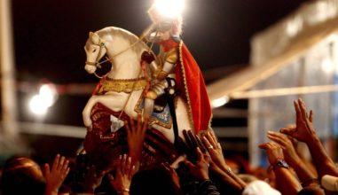 Reze com São Jorge, O guerreiro de Deus!