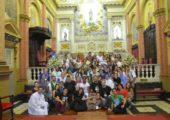 Jovens da Diocese de Amparo (SP) se preparam para JDJ
