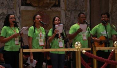 Solte o Som! Jovens dos Movimentos e Novas Comunidades poderão enviar canções para o ENJMC