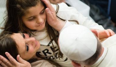 7 sábios conselhos do Papa Francisco às mães