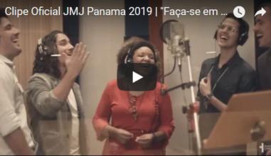 Agora Sim! Jovens conhecem versão oficial em língua portuguesa do hino da JMJ Panamá 2019