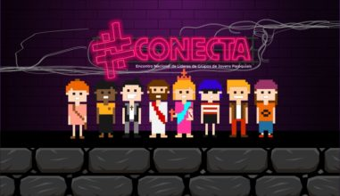 #Conecta, o Encontro da Juventude marcada pela cruz!
