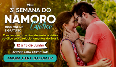 Projeto Amor Autêntico realiza 3ª Semana online do Namoro Cristão