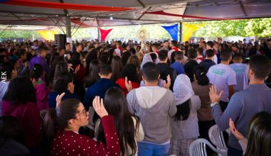 Jornada Diocesana da Juventude na Diocese São Luiz de Cáceres