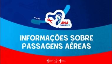 Reta final para a JMJ 2019! Programação, novidades e lotes individuais