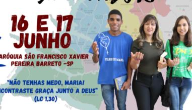 Juventude da Diocese de Jales se prepara para a Missão Jovem