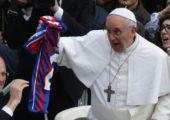 10 frases do Papa Francisco sobre esporte