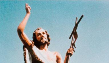 O mensageiro: São João Batista