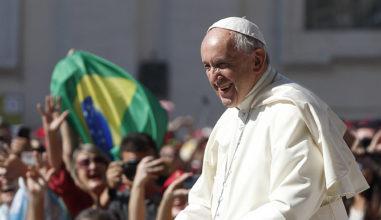 """20 frases do Papa Francisco sobre o chamado a Santidade no mundo atual - """"Gaudete et Exsultate"""""""