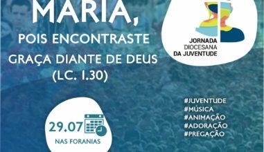 Setor Juventude da Diocese de Camaçari se prepara para a JDJ