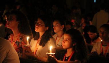 Encerramento da JDJ 2018 na Diocese de Petrópolis reúne cerca de 8 mil pessoas