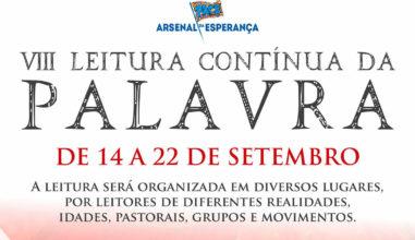São Paulo acolhe 8ª Leitura Contínua da Palavra