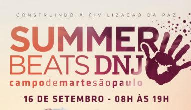 Summer Beats 2018 celebra DNJ e agita São Paulo