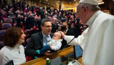 11 Conselhos do Papa Francisco para ser um bom Pai