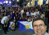 Movimento CJC participa das festividades pelos 100 anos da Diocese de Nazaré