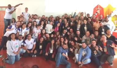 Dioceses de Minas Gerais promovem 2º Encontro Regional para Jovens Cursilhistas