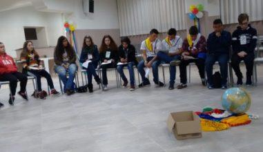 Encontro de Lideranças da Juventude Missionária acontece no Paraná