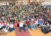 Primeira Missão Jovem da Arquidiocese de Pouso Alegre/MG atrai centenas de jovens