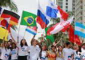 Jovens brasileiros, Nicarágua e os preparativos para a JMJ