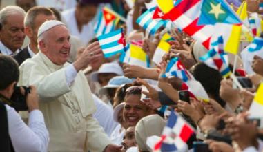 Participação recorde de jovens cubanos na JMJ Panamá