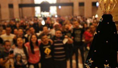 Novena da Padroeira no Santuário de Aparecida terá momentos dedicados à juventude
