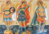 Igreja unifica celebração dos arcanjos São Miguel, São Gabriel e São Rafael