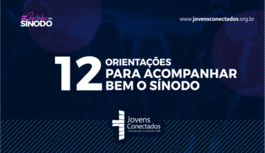12 informações que você precisa saber para acompanhar bem o Sínodo da Juventude!