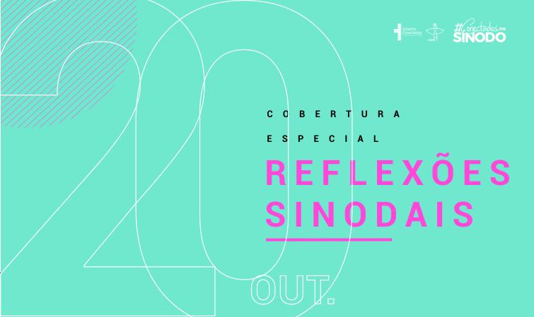 Reflexões diárias do Sínodo - 20 de outubro | A graça de Deus continua perpassando os corações dos sinodais