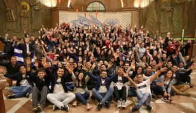 """Vigília da Juventude no Santuário Nacional de Aparecida tem como tema """"Corações ao alto"""""""