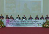 40ª Assembleia das Igrejas proporciona destaque às expressões juvenis