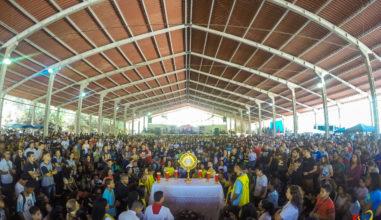 Arquidiocese de Niterói (RJ) reuniu jovens para promover a cultura de paz