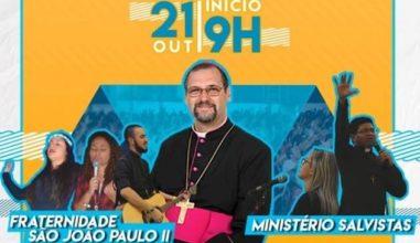 Encontro de Jovens celebra DNJ na Diocese de Santo Amaro