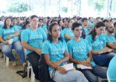 """Canção Nova recebe acampamento """"Novas Comunidades"""""""