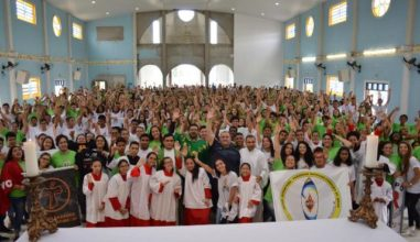 DNJ 2018 agita a juventude do Litoral Norte de São Paulo