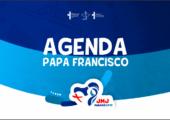JMJ PANAMÁ: Conheça a agenda oficial do Papa Francisco