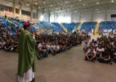 Encontro de Jovens Cristãos anima juventude em Tubarão (SC)