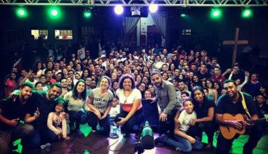 Virada Católica agita jovens em Santana de Parnaíba (SP)