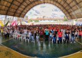 Encerramento das atividades do Ano Pastoral da Juventude na Forania Sericar/PB
