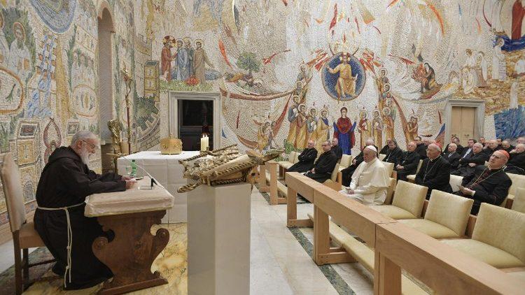 Confira na íntegra a Segunda Pregação do Advento do padre Cantalamessa
