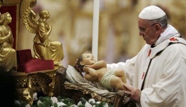 17 frases do papa Francisco sobre o Natal
