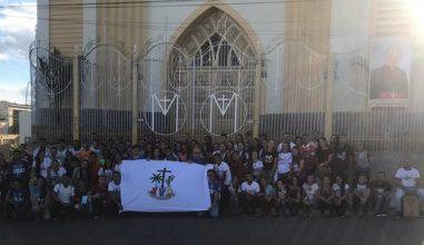 """Diocese de Palmeira dos Índios/AL promove o """"DOCAT em Movimento"""""""