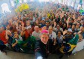 Cardeal Sergio da Rocha e dom Vilsom Basso avaliam a JMJ Panamá 2019