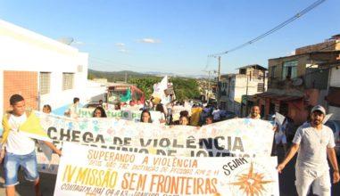 Juventude Missionária divulga carta-compromisso