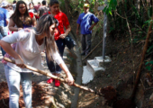 Projeto IDE – Eixo Ecologia: Uma juventude que ama e é corresponsável pela Casa Comum