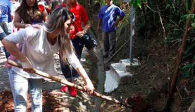Projeto IDE - Eixo Ecologia: Uma juventude que ama e é corresponsável pela Casa Comum