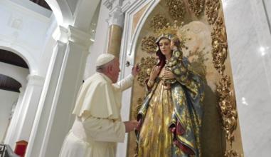 Santa Missa com Papa Francisco reabre a Catedral do Panamá