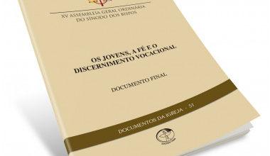Edições CNBB lança versão impressa do documento final do Sínodo da juventude