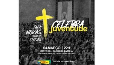 "Diocese de Campo Limpo prepara o ""Celebra Juventude 2019"""