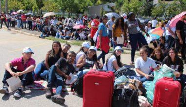 """Jovens da Diocese de Osasco (SP) participam do """"Panamá é Aqui"""""""